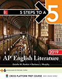 img - for 5 Steps to a 5: English Literature 2019 (5 Steps to a 5 AP English Literature) book / textbook / text book