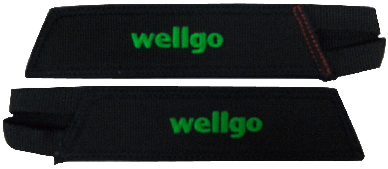2位.ウェルゴ W-8 ナイロントークリップレスWトーストラップ