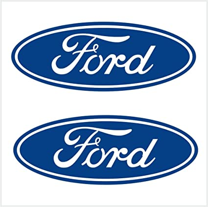 Ford Logo Stickers India