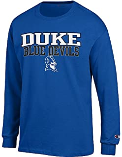 Amazon.com   Russell Athletic Duke Blue Devils Logo T-Shirt Mens Big ... e00bf4bd5