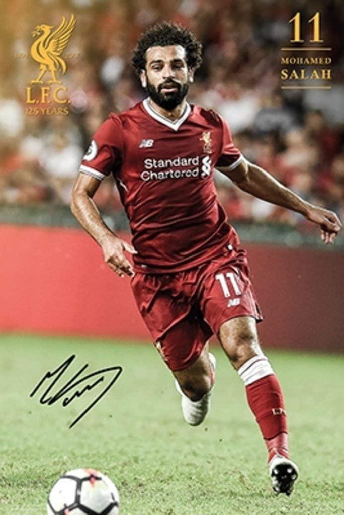 GB Eye Limited Liverpool FC Sadio Mane Football Soccer Sports Poster 60x90 cm inch