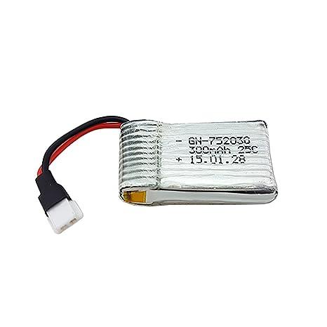 3go - Bateria para dron Hellcat bathell: Amazon.es: Informática