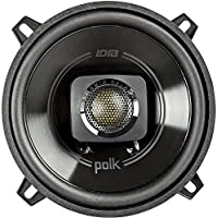 Polk Audio DB522 5.25-Inch 300-Watt 2-Way Speakers (Pair)