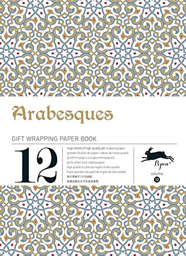 Arabesques: Gift and Creative Paper Book Vol.23 (Gift Wrapping Paper Book, Band 12)
