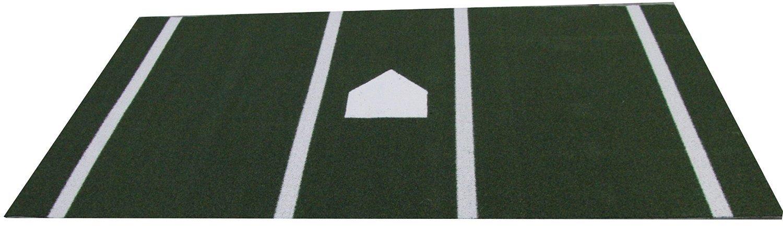 Pro Ball Baseball / Softball Hitting Mat Green 6' X 12'