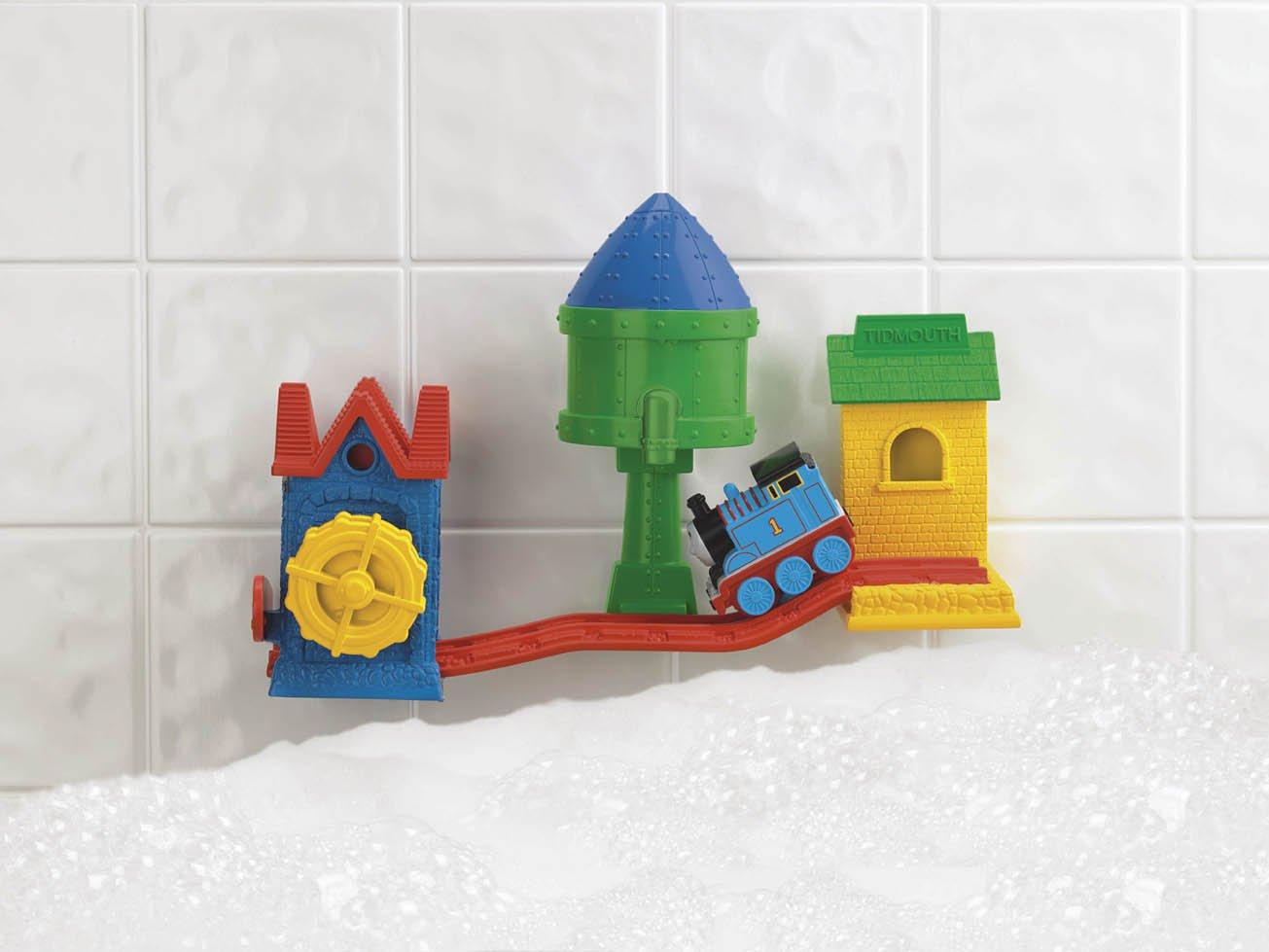 Amazon.com: Thomas & Friends Fisher-Price Thomas Bath Tracks: Toys ...