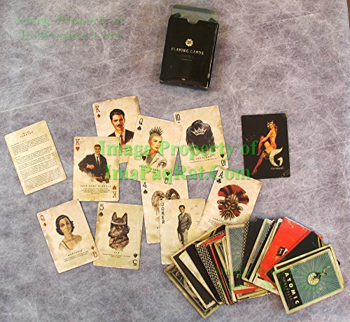 (FALLOUT New Vegas Collector's Edition Deck of Caravan Playing Cards )