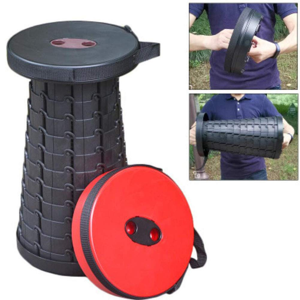 ADD This Incredible Retractable Stool Collapses Down to Just 2.5 Inches by ADD