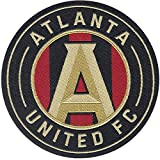 Atlanta United FC Soccer Team Crest Pro-Weave Jersey MLS Futball Patch