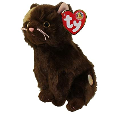 TY Beanie Baby - FIDDLER the Cat (BBOM January 2005) by Ty: Toys & Games