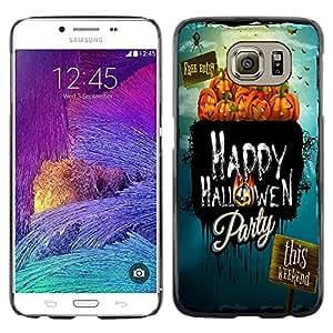Dragon Case - FOR Samsung Galaxy S6 - ?I'll be yours - Caja protectora de pl??stico duro de la cubierta Dise?¡Ào Slim Fit