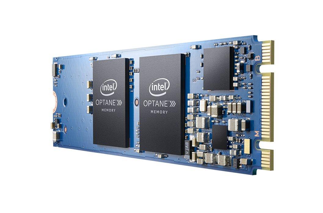 Intel Optane Memory M.2 2280 32GB PCIe NVMe 3.0 x 2 (MEMPEK1W032GAXT)