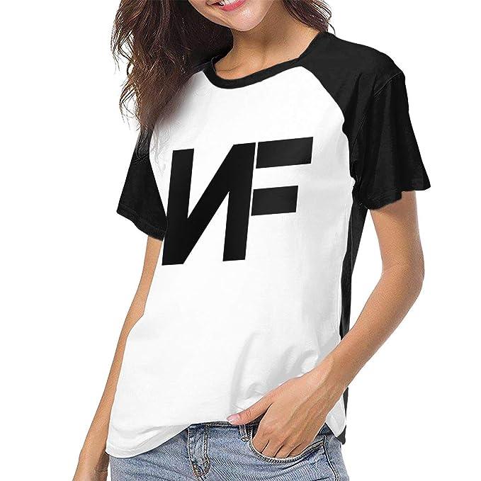 Amazon.com: ATRXZ - Camiseta de manga corta para mujer ...