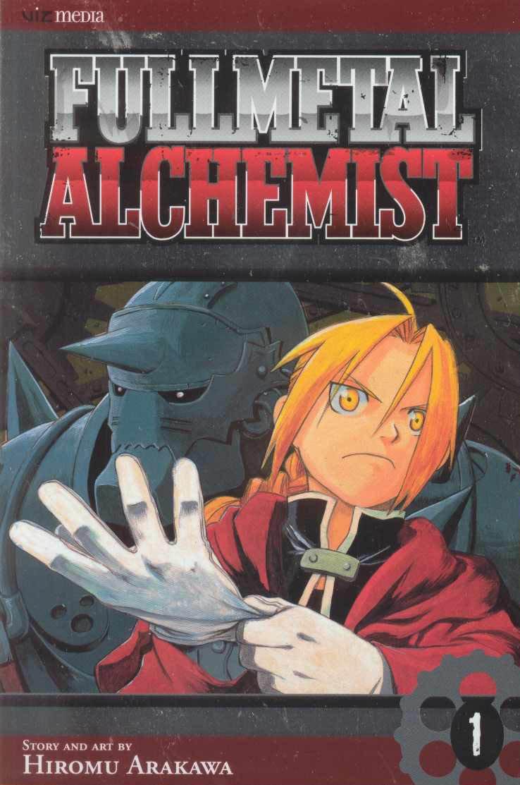 com fullmetal alchemist vol hiromu  com fullmetal alchemist vol 1 9781591169208 hiromu arakawa books