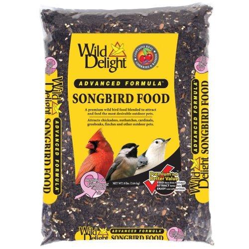 Wild Delight 377080 8 lb Songbird Food B00Y575HAW