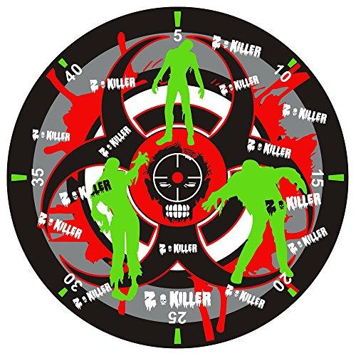 zombie dart board target - 1