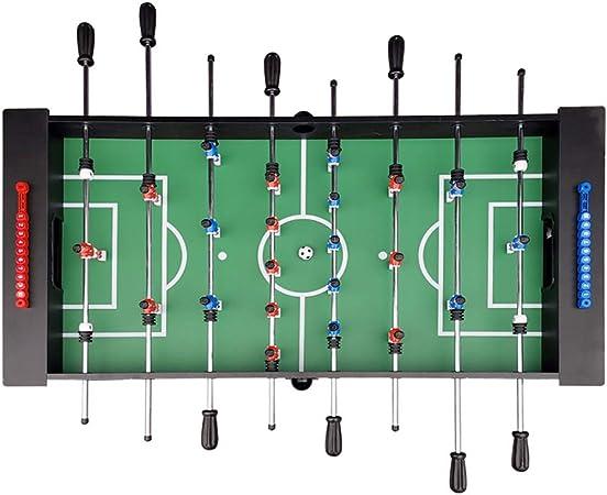 Futbolines Mesa De Juego para Interiores Máquina Estándar para Niños Adultos 8 Mesas De Fútbol Juguetes Mesa Grande De Fútbol Regalos Centros Comerciales Consolas para Juegos Juguetes y Juegos: Amazon.es: Hogar