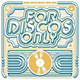 For Discos Only: Indie Dance Music From Fantasy & Vanguard Records [3 CD]