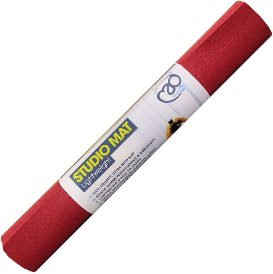 ID 3768785 3 mm Yoga Mat in Red