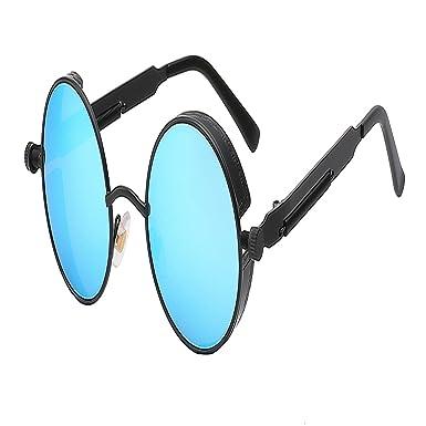 Amazon.com: Sville Mary Sunglasses Retro Vintage Gafas ...