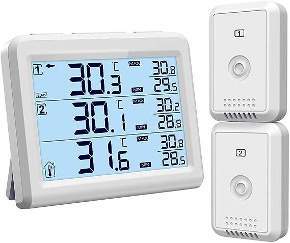 Home Kühlschrank Gefrierschrank Küche Kühlschrank Thermometer RefrigerationTemEJ