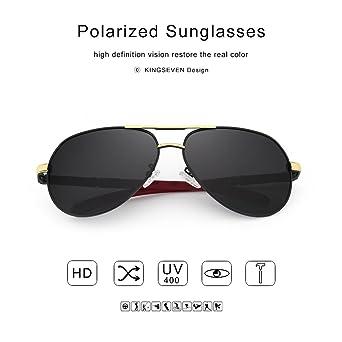 3ed36324c33 Amazon.com  KINGSEVEN Brand design