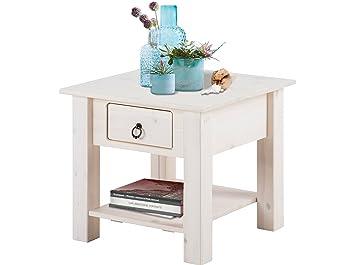 Kleiner Couchtisch loft24 ilona wohnzimmertisch tisch mit schublade wohnzimmer