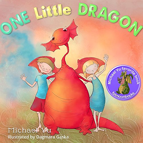 One Little Dragon: Picture Book for Children