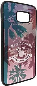 كفر جالكسي 7 ايدج بطبعة حفلة الشاطئ