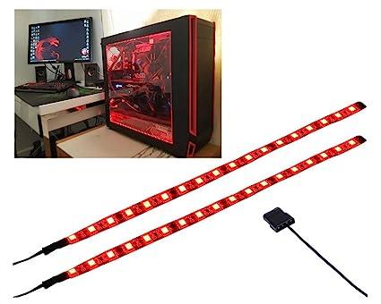 Carcasa de PC LED: Amazon.es: Informática