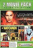 V for Vendetta + Watchmen - The Complete Motion Comic [NON-USA Format / PAL / Region 4 Import - Australia]