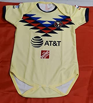 new concept 9b633 0e441 Full 90 Club America Aguilas Baby Jersey