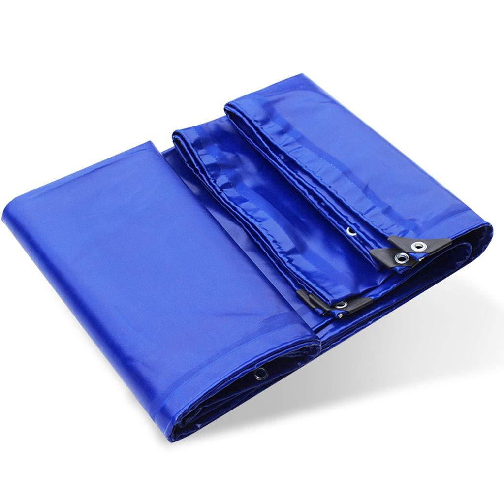 ZJ-ターポリン 厚い防水布のターポリン3つの抗布の防水布のPVCコーティングされた布の車の防水シート (サイズ さいず : 5 * 7m) 5*7m  B07HT3WGKX