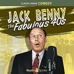 Jack Benny: Fabulous 40's Radio/TV Program