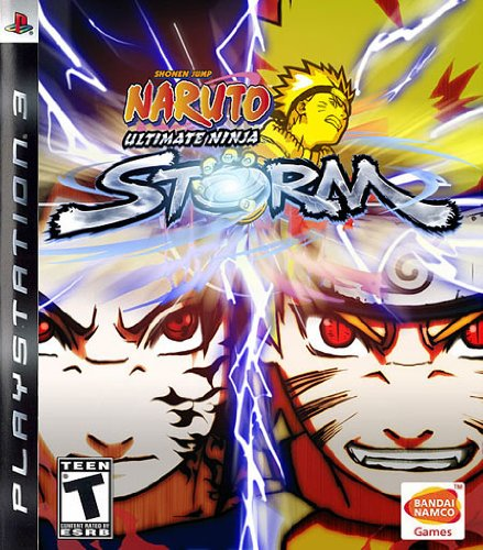 Naruto Ultimate Ninja Storm [Importación italiana]: Amazon ...