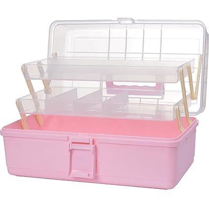 Cajas y soportes Caja de plástico para medicamentos para el hogar Caja de Almacenamiento para medicamentos