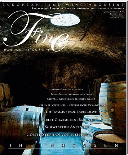 FINE Das Weinmagazin 01/2014: 24. Ausgabe