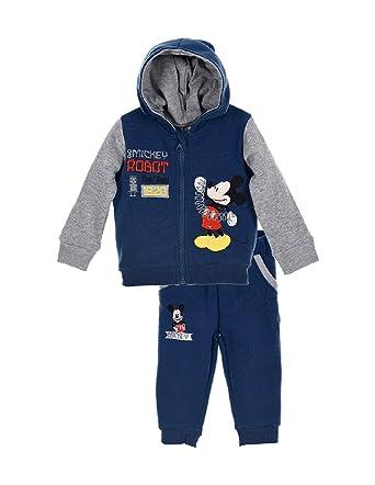 Mickey Mouse Baby Jungen Sweatanzug 0-24 Monate
