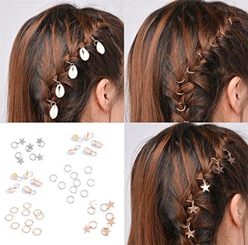 Loop Pierced Clip - 8