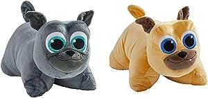 "Pillow Pets Bingo 16"" Stuffed Animal Plush - Disney Puppy Dog Pals Bundle with Pillow Pets Disney, Rolly, 16"" Stuffed Animal Plush Pillow Pet"