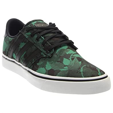 factory authentic a97f9 df5e4 adidas Originals Men s Seeley Premiere Fashion Sneaker, Blanch  Green Black White, 11.5 M US  Amazon.co.uk  Shoes   Bags