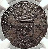 1576 FR 1576 FRANCE AR Douzan Antique Fr
