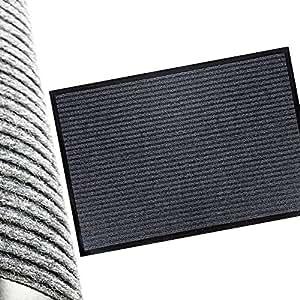 Entrada alfombra alfombrillas lavable (interior/exterior; '20x 31,5'