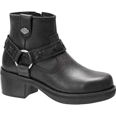 HARLEY-DAVIDSON FOOTWEAR Women's Adena Fashion Boot | Ankle & Bootie