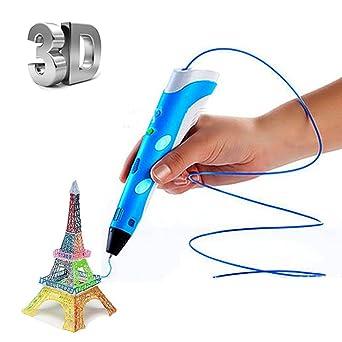 Balai 3d de impresión lápiz, inteligente 3d de dibujo Garabatos de ...