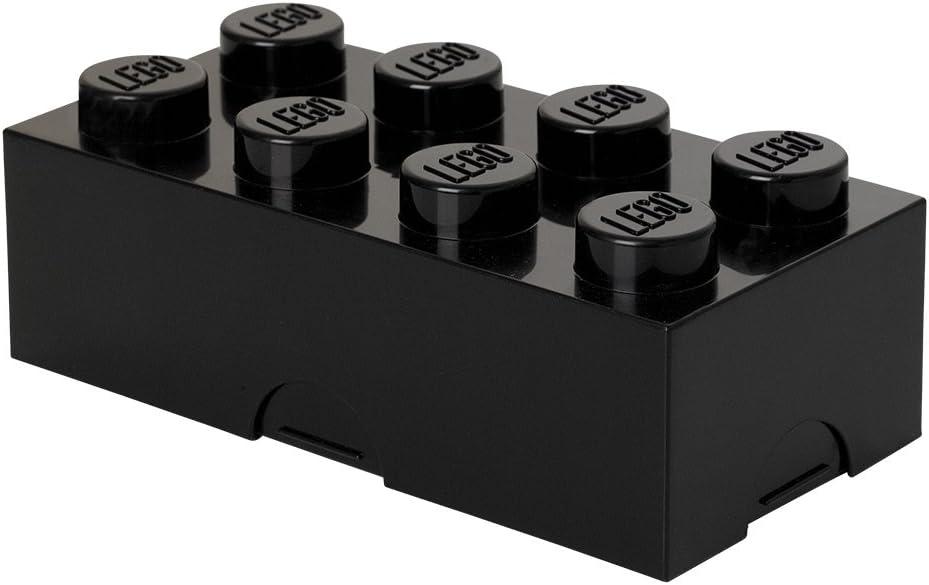 LEGO Lunch Box, Black
