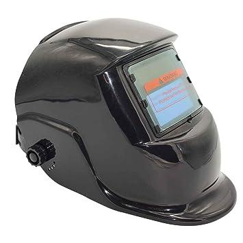 Mengonee Arco de energía solar de soldadura Cap Casco Máscara 0,2 milisegundos automático de oscurecimiento de protección casco de soldadura: Amazon.es: ...