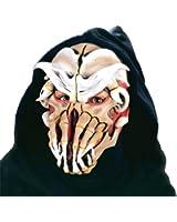 Nightmare On Belmont Ave Demon Scary Latex Adult Halloween Costume Mask