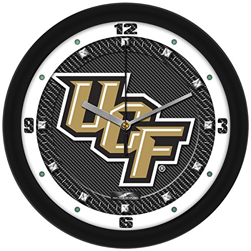 Glass Ncaa Clock - 4