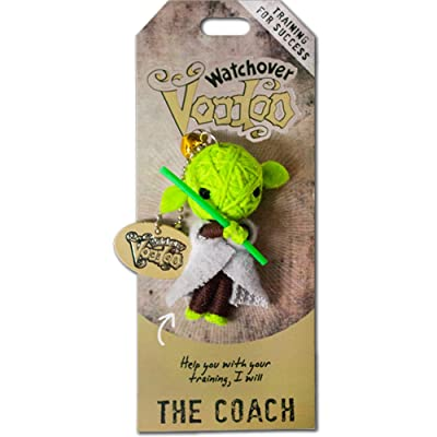 Watchover Voodoo- The Coach: Toys & Games